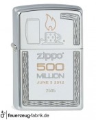 Zippo 500 Million Limited Edition